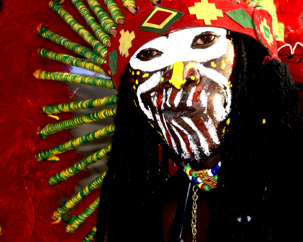 The African Indian In Trinidad In Also Trini