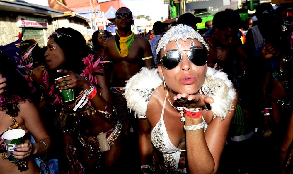 A Kiss Is A Kiss In Trinidad