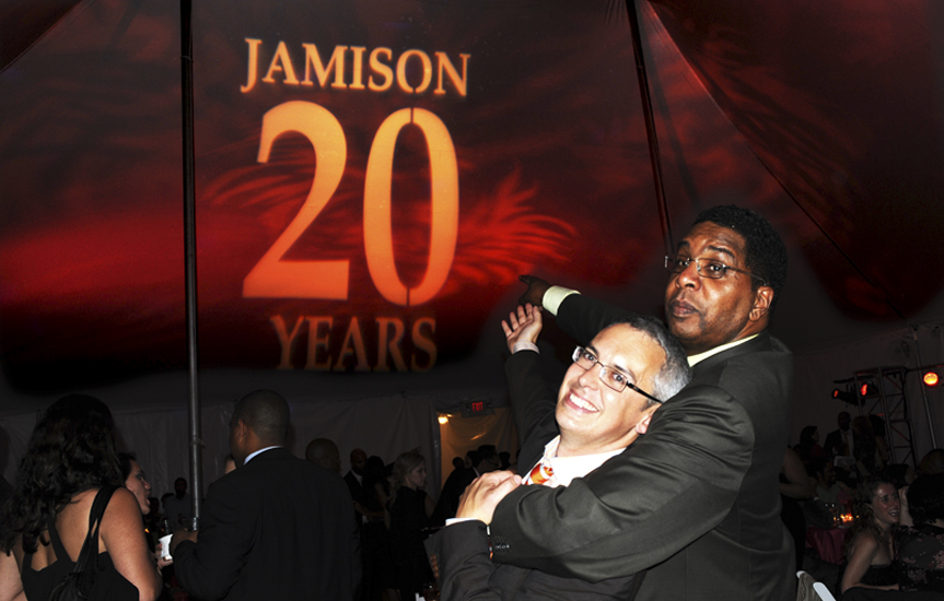 "Alvin Ailey ""Miss Jamison 20th Years"""