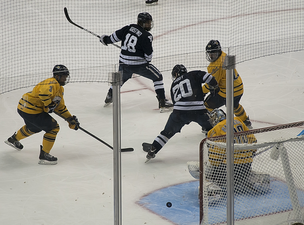 Yale University attempting to score