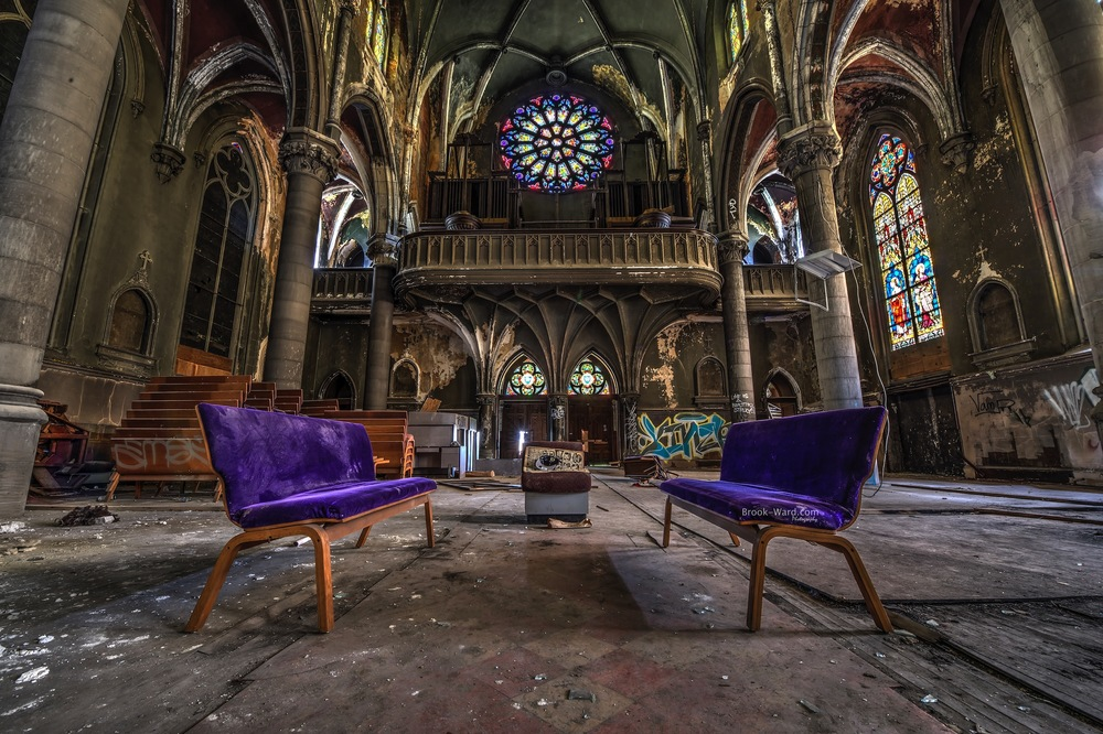 Abandoned Church - Pittsburgh