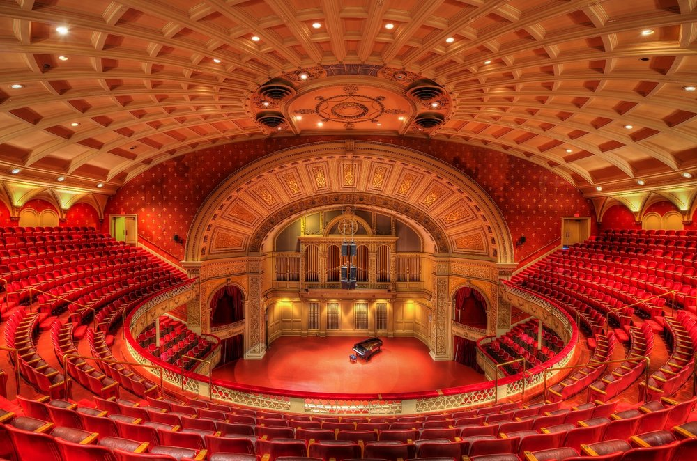 Carnegie Music Hall