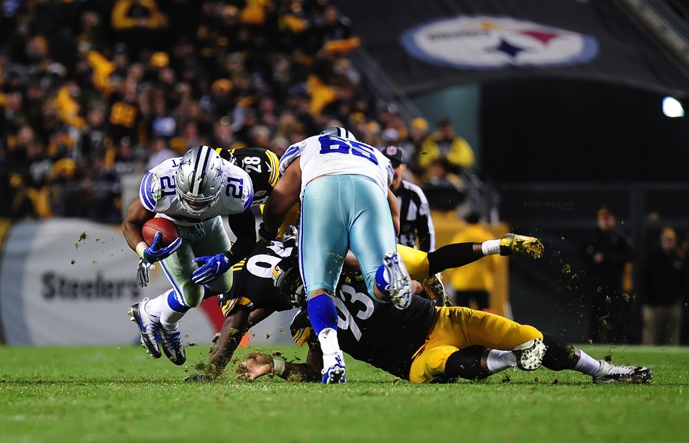Steelers-Cowboys Mash Up