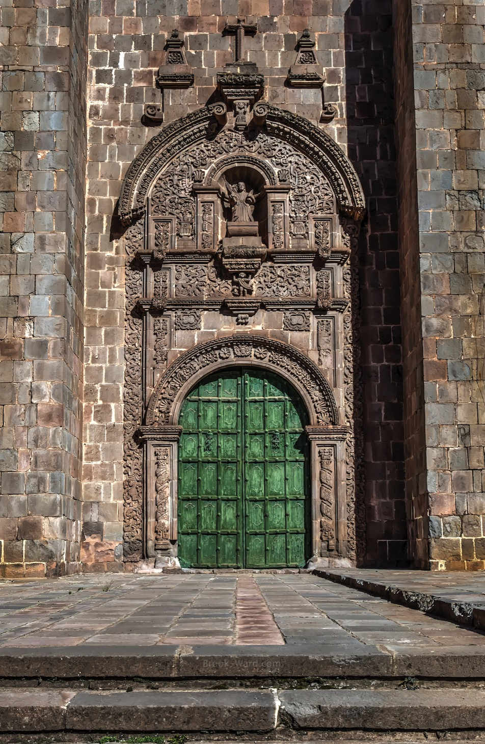 Cuzso Cathedral Door