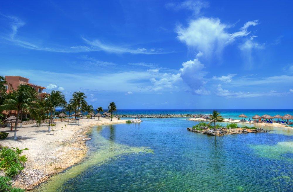 Mexican Lagoon