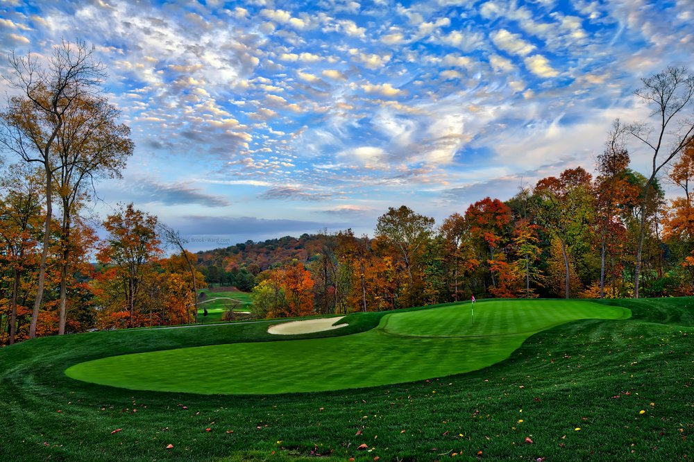 Valley Brook Country Club (Red Hole #3)