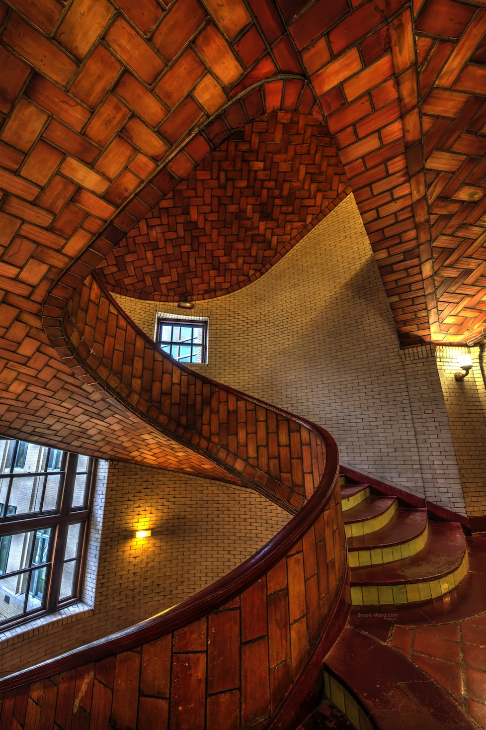 CMU Stairs