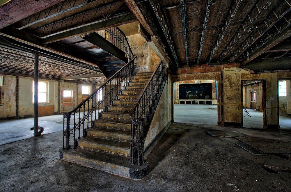 Abandoned YMCA