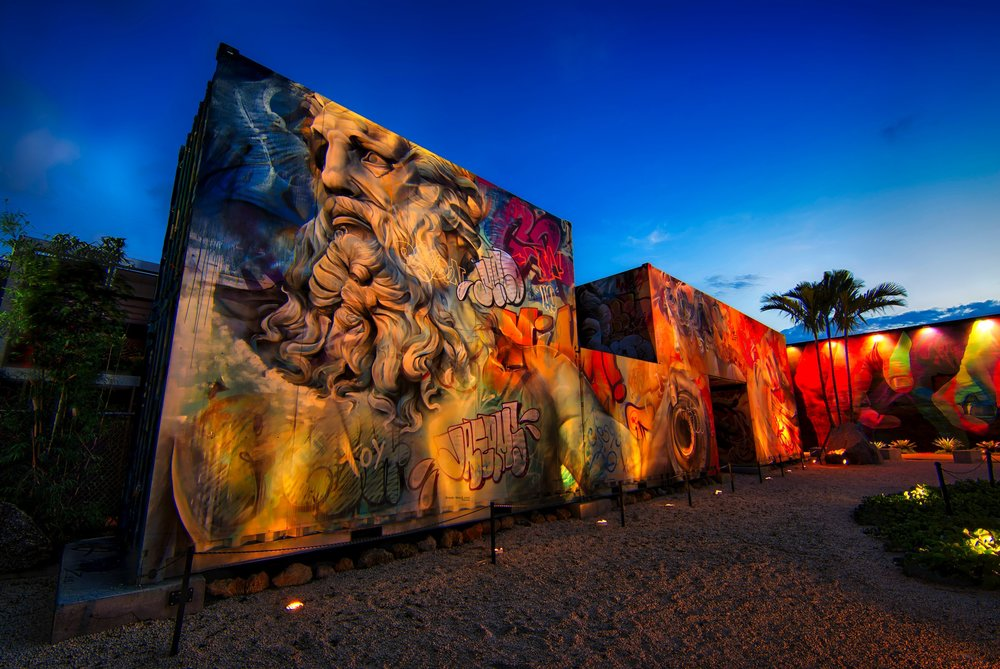 Wynwood Walls in Miami Florida