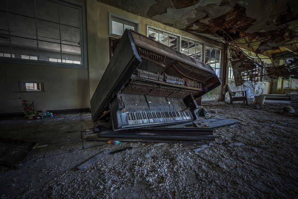 Lone Piano