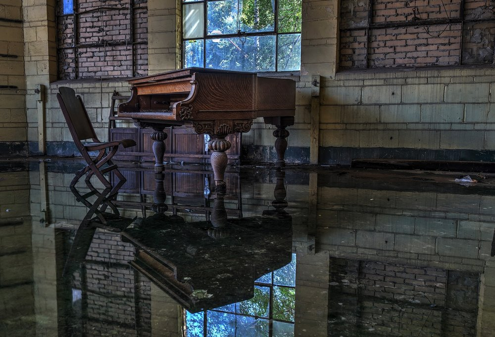 Detroit School Piano