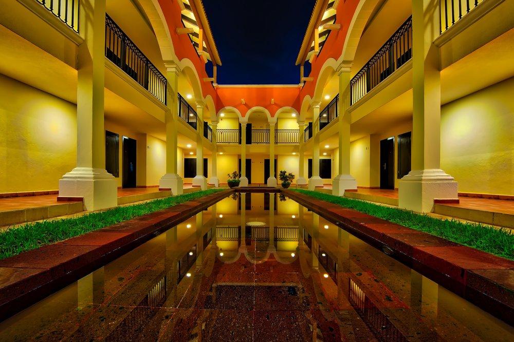 Hotel Reflection