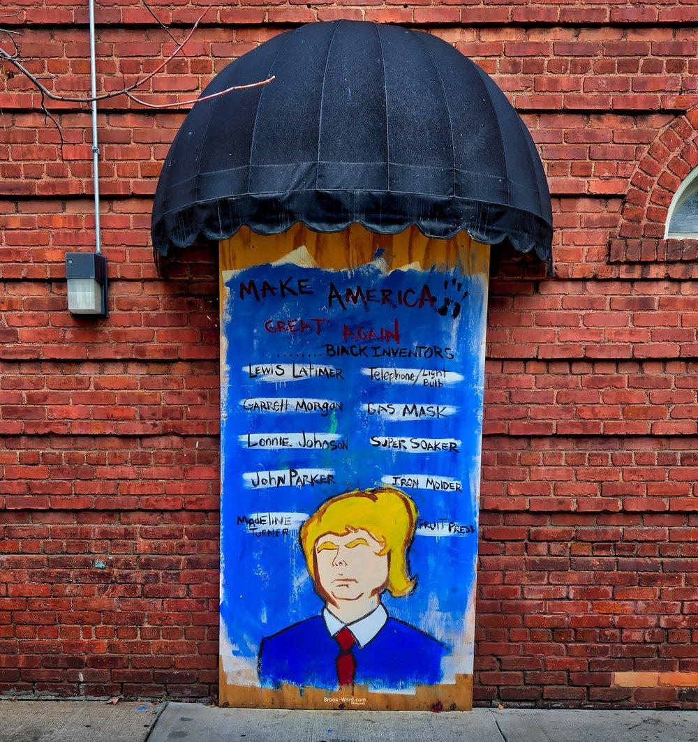 Graffiti in Charlotte