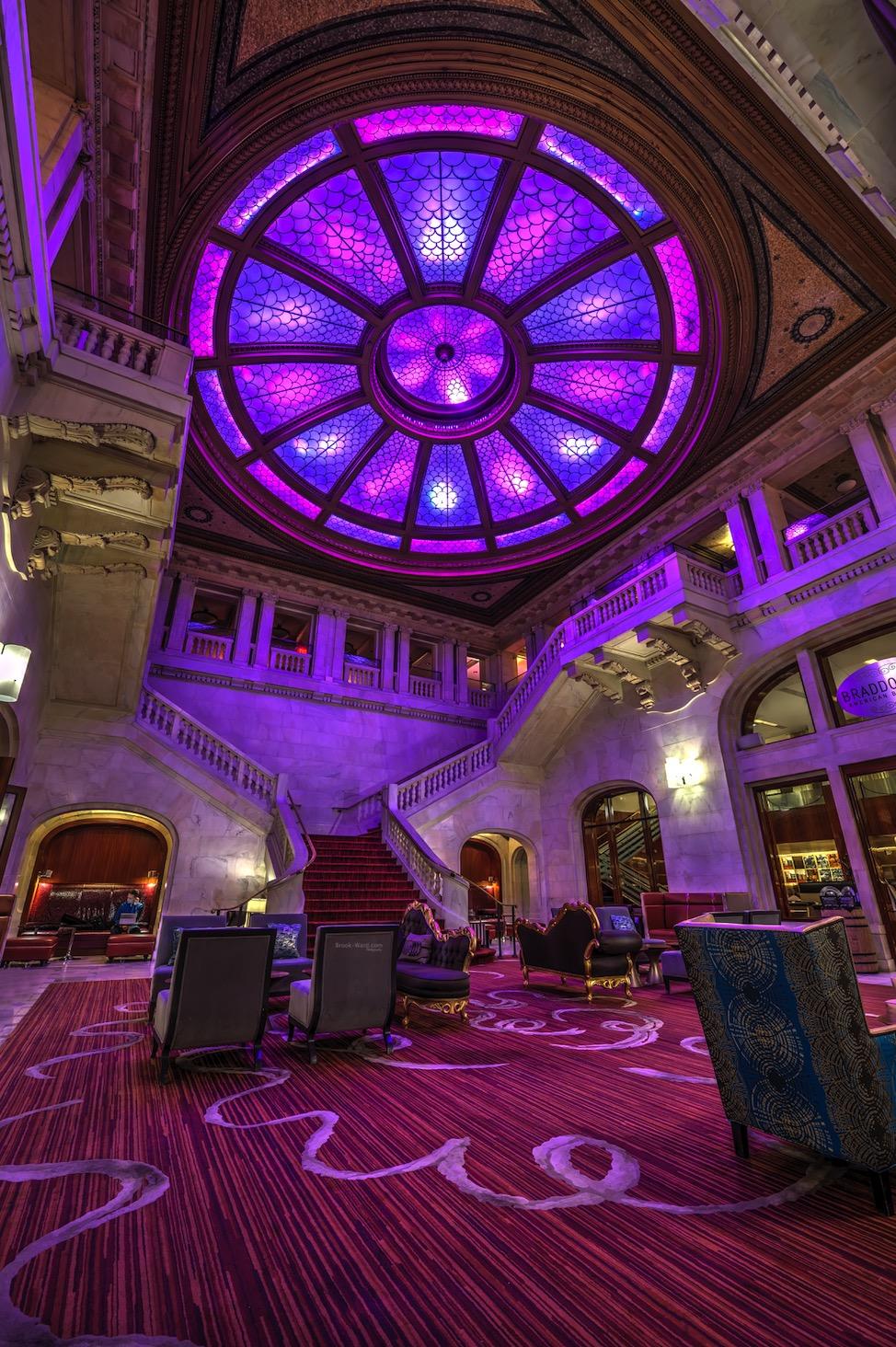 Renaissance Hotel Lobby