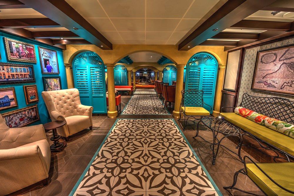 Vista's Havana Bar