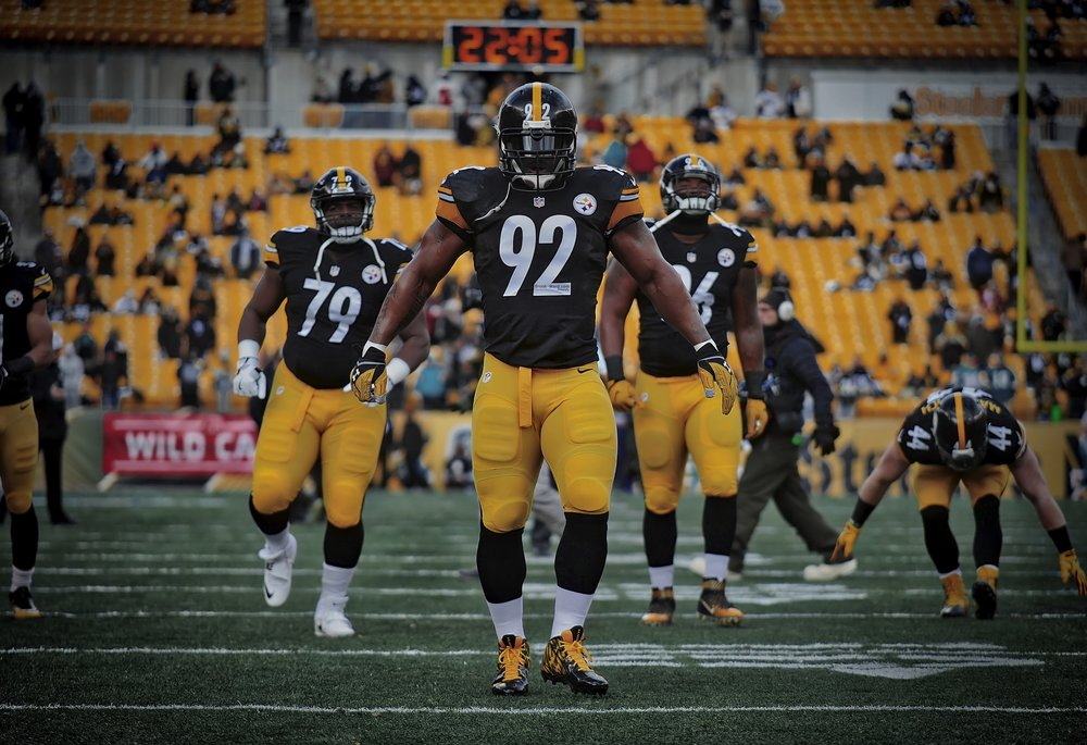 The Beast - James Harrison