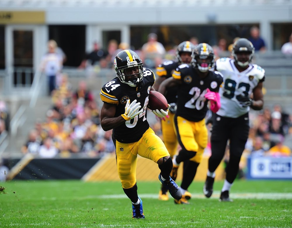 Playmaker (Antonio Brown)