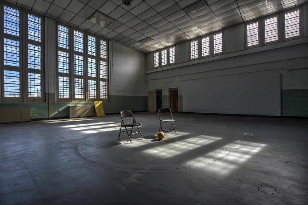 Prison Gym
