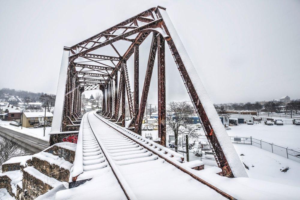 Washington Train Bridge