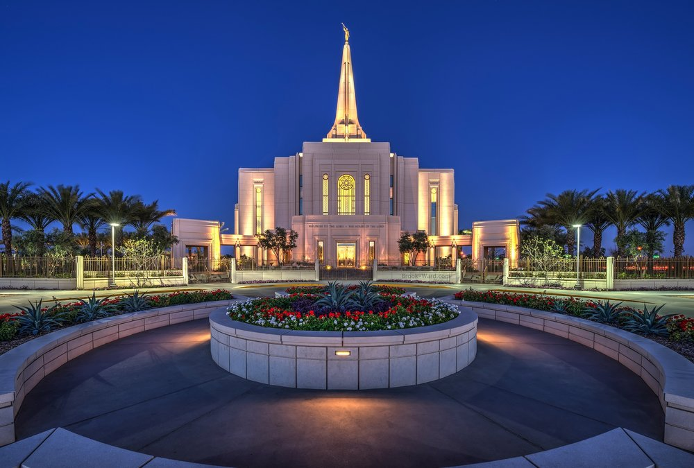 Gilbert Arizona Temple