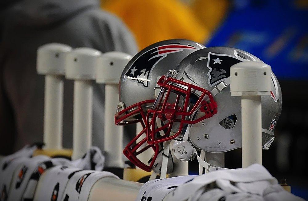 Patriots Helmets