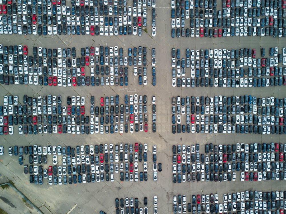 Pontiac Car Park