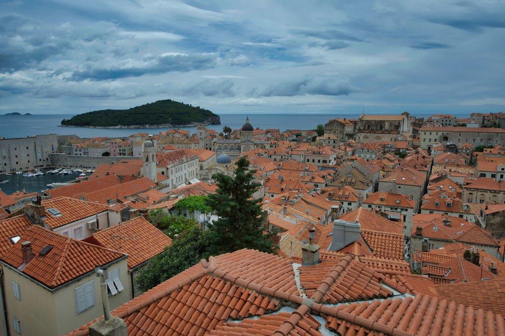Dubrovnik via Carnival Vista