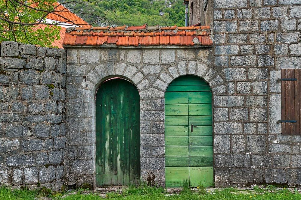 Montenegro Doors
