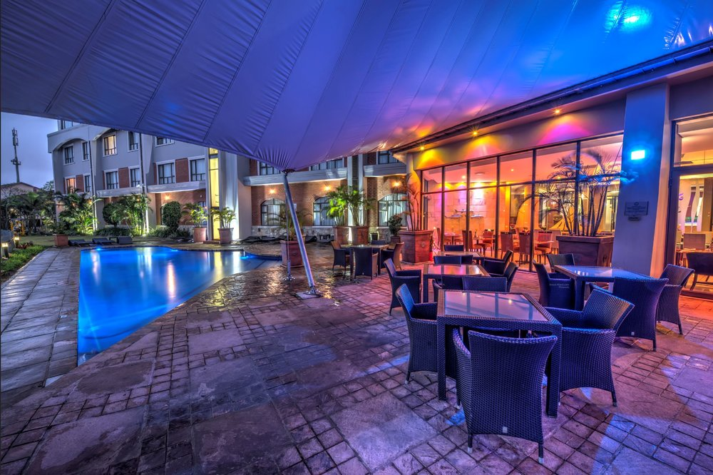 Durban Resort Patio