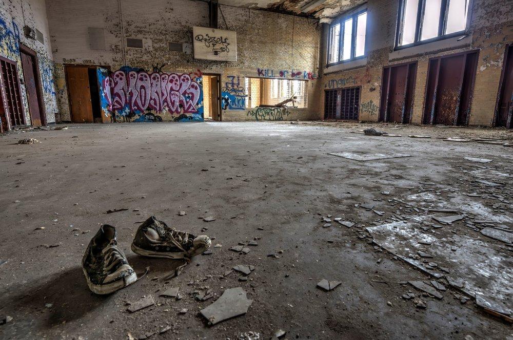 Detroit - Sneakers