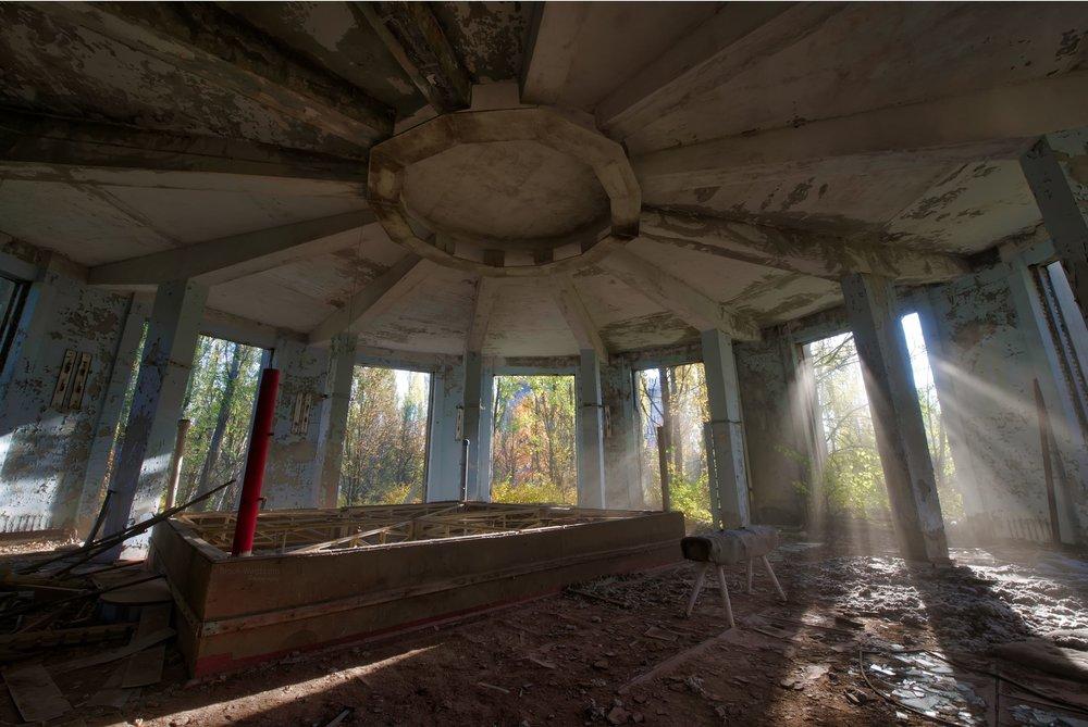Pripyat Ukraine - Chernobyl