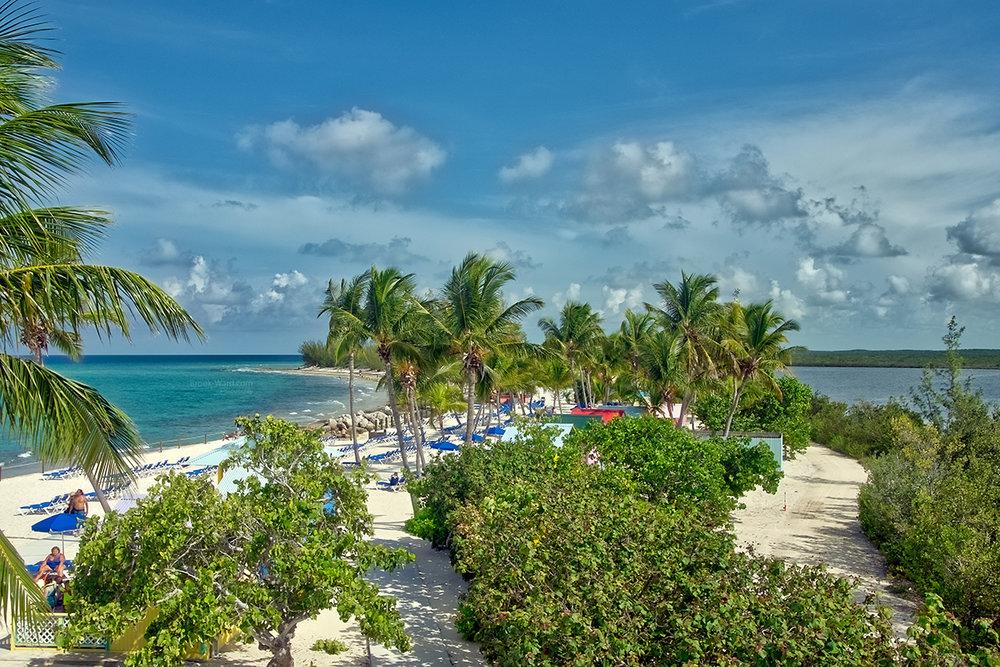 Bahamas - sea and lagoon