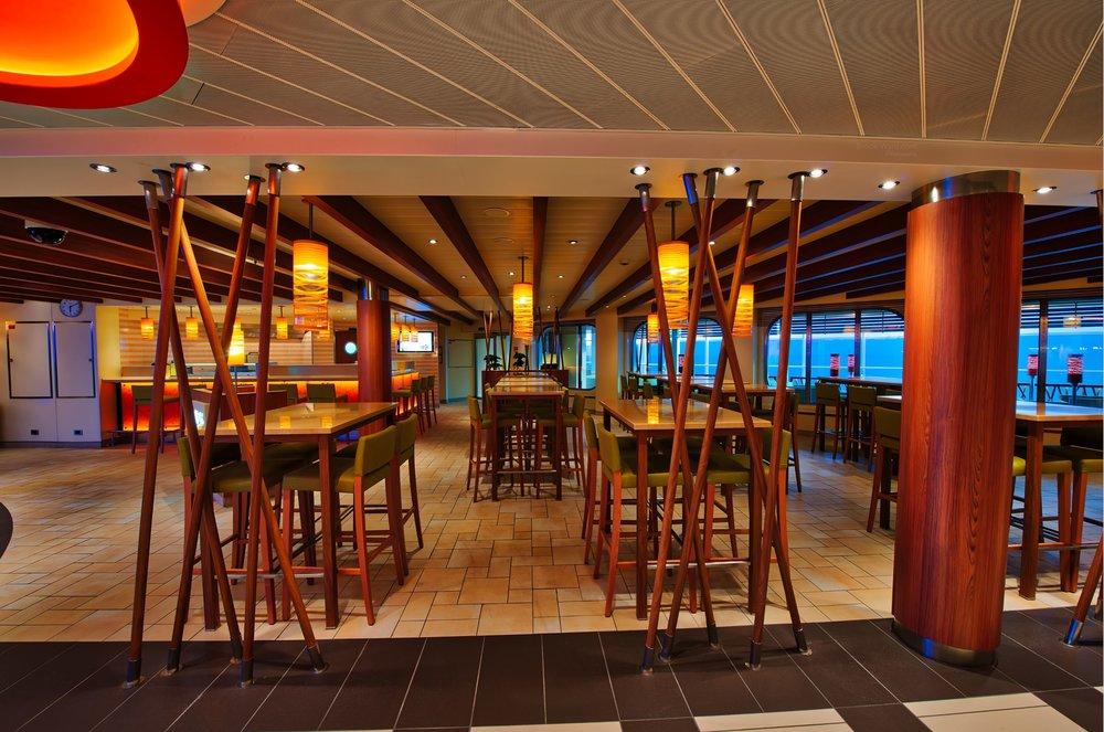 Carnival Sushi Bar