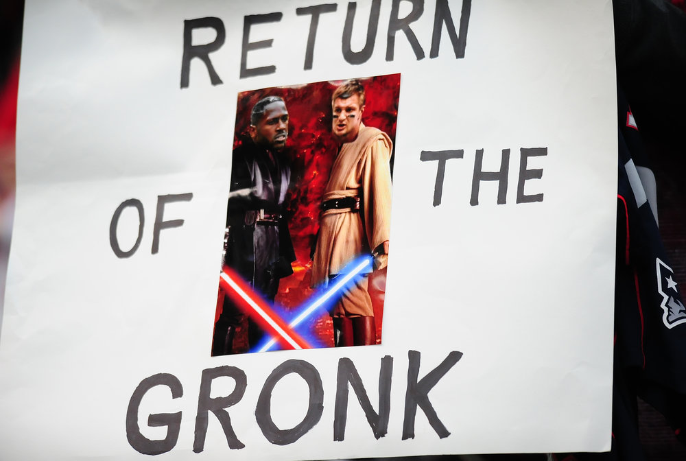 Return Of The Gronk