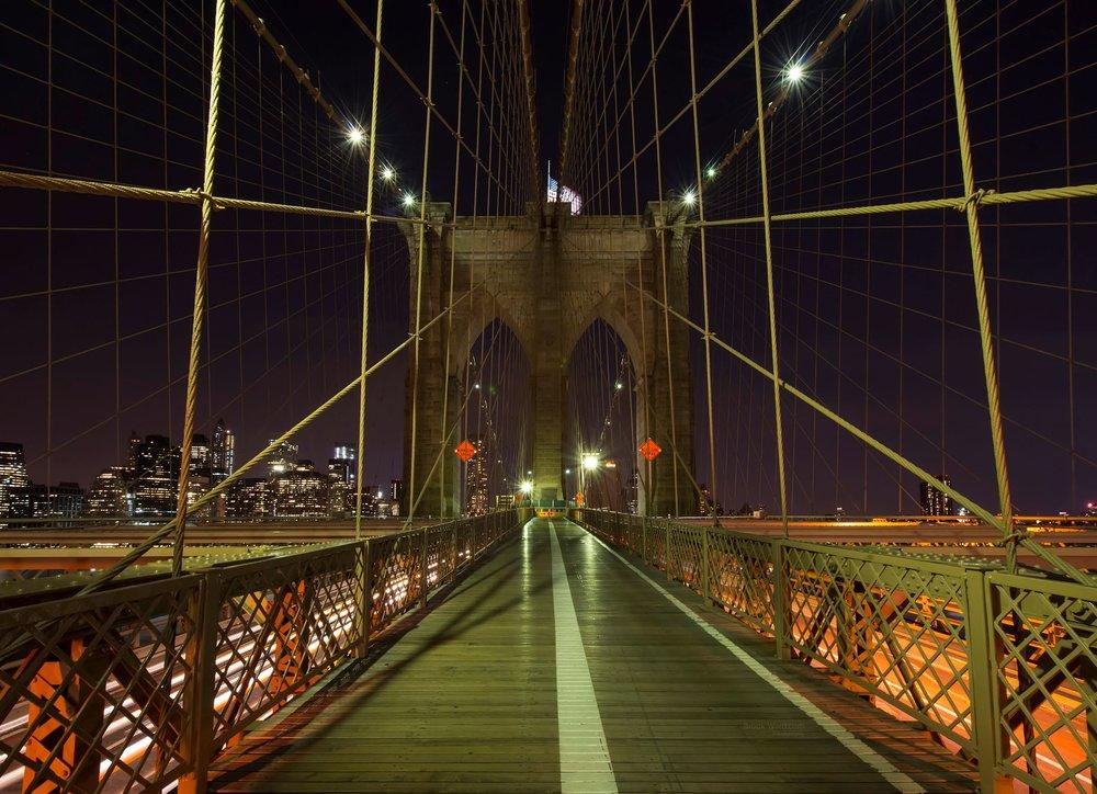 Walk To Manhattan