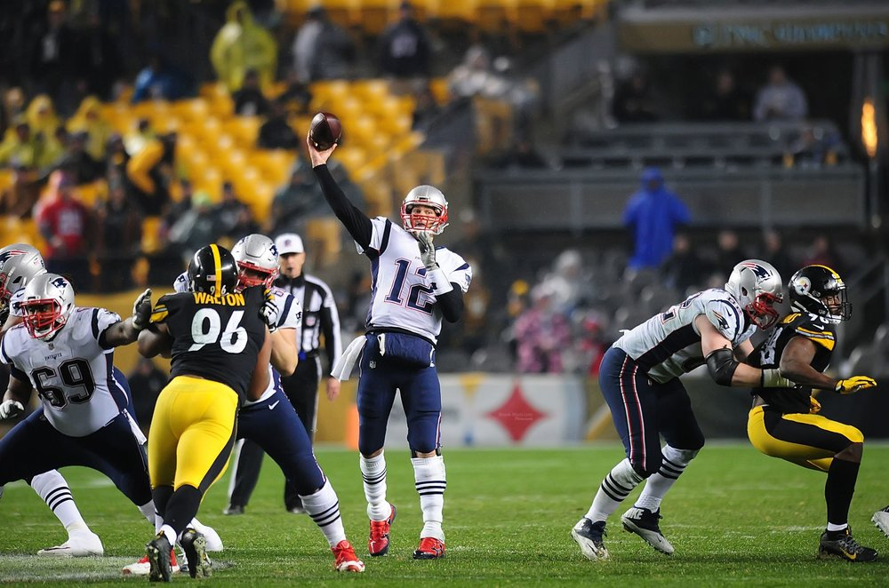 Tom vs. every Steelers' Player