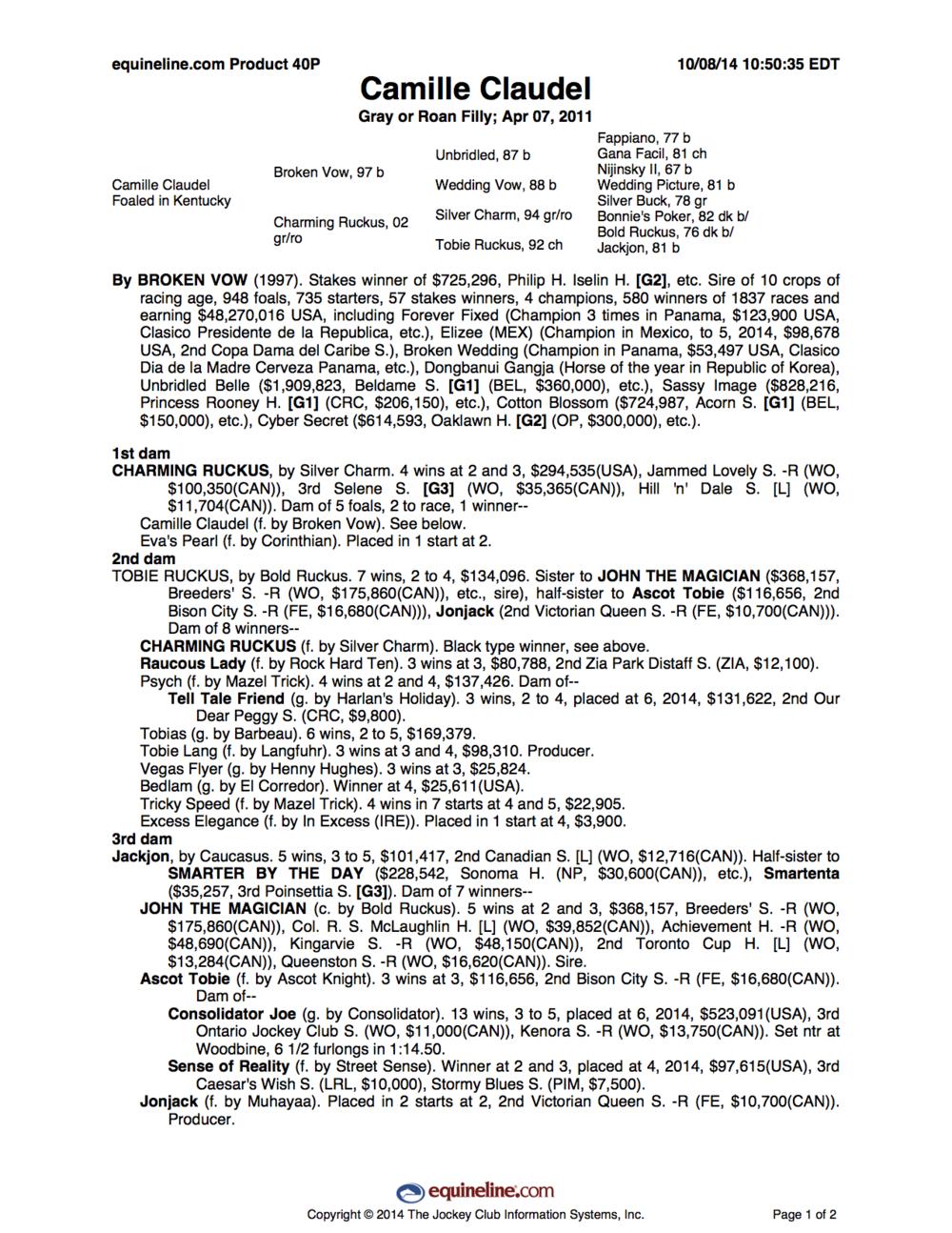 CAMILLE CLAUDEL PEDIGREE pedigree page 1.png