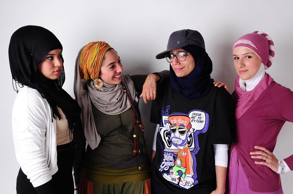 Islam Und Mode Ein Kopftuch Für Jeden Stil Dieasmaah
