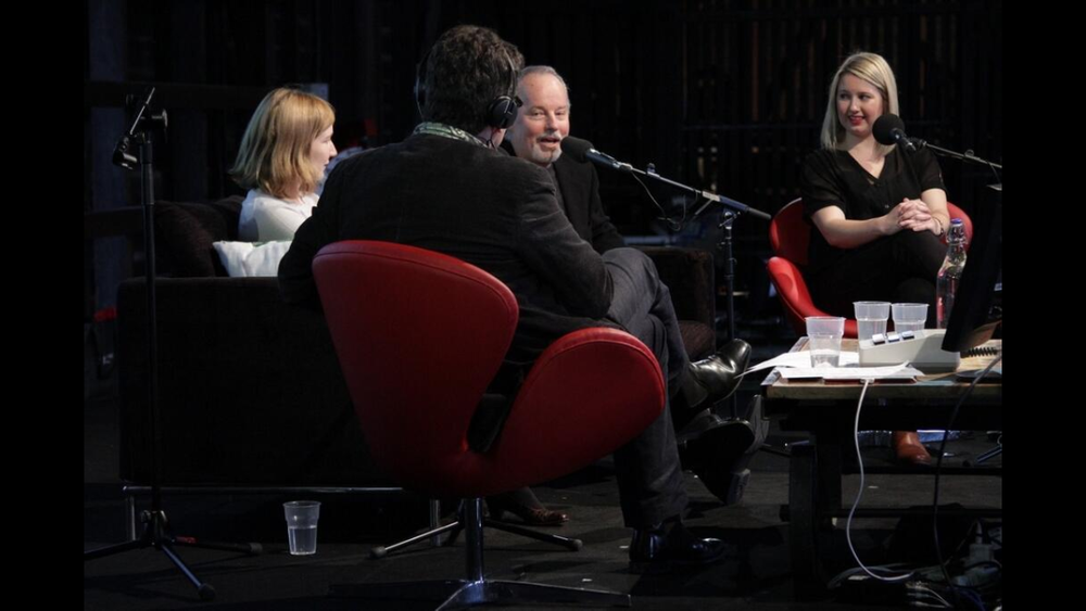 Sydney Writers' Festival with Sheila Heti and Michael Robotham.