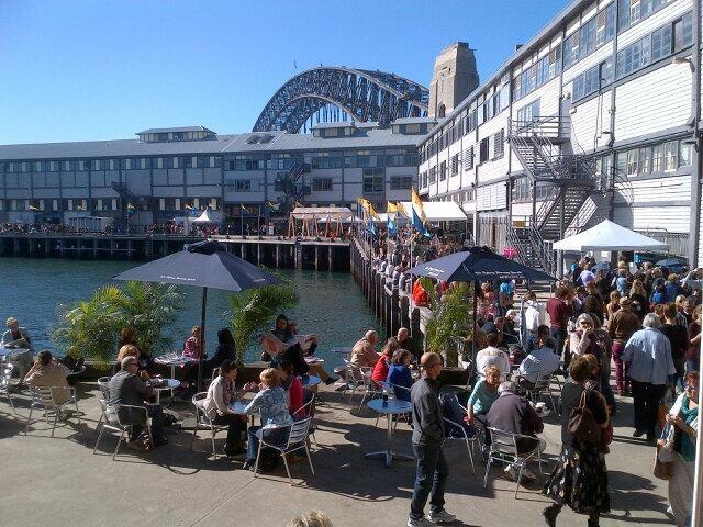 Sydney Writers' Festival.