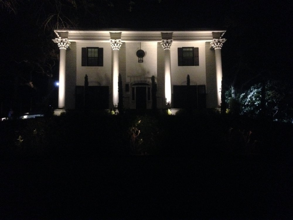 Monumental Landscape Lighting
