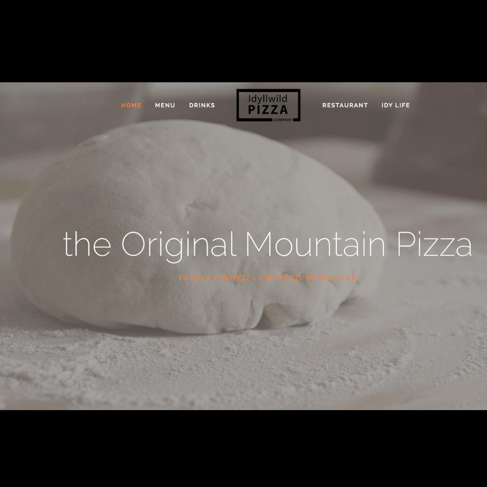 Idyllwild Pizza Company