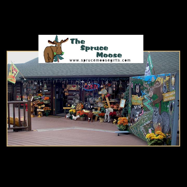 Spruce Moose