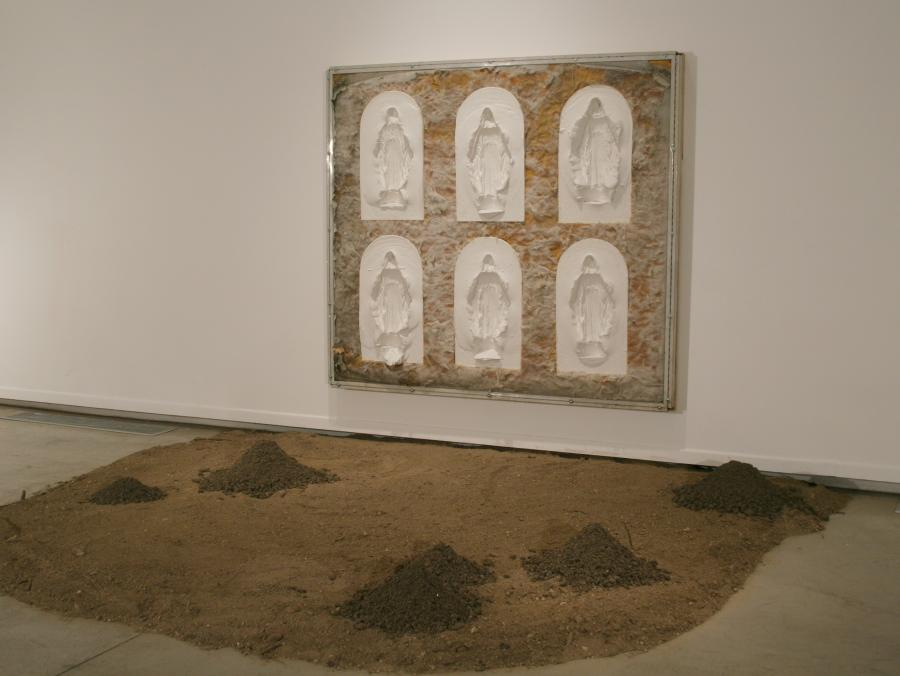 Our Lady of the Molds (installation view),2007.jpg