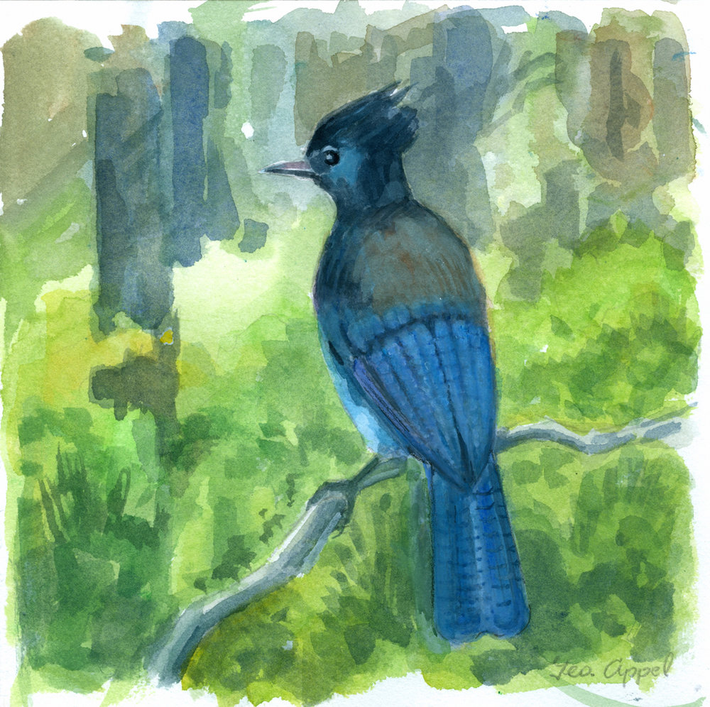 Geo Appel Blue Bird.jpg