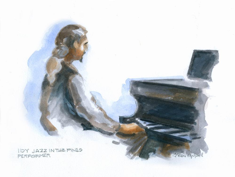 Geo Appel Jazz In The Pines Performer.jpg