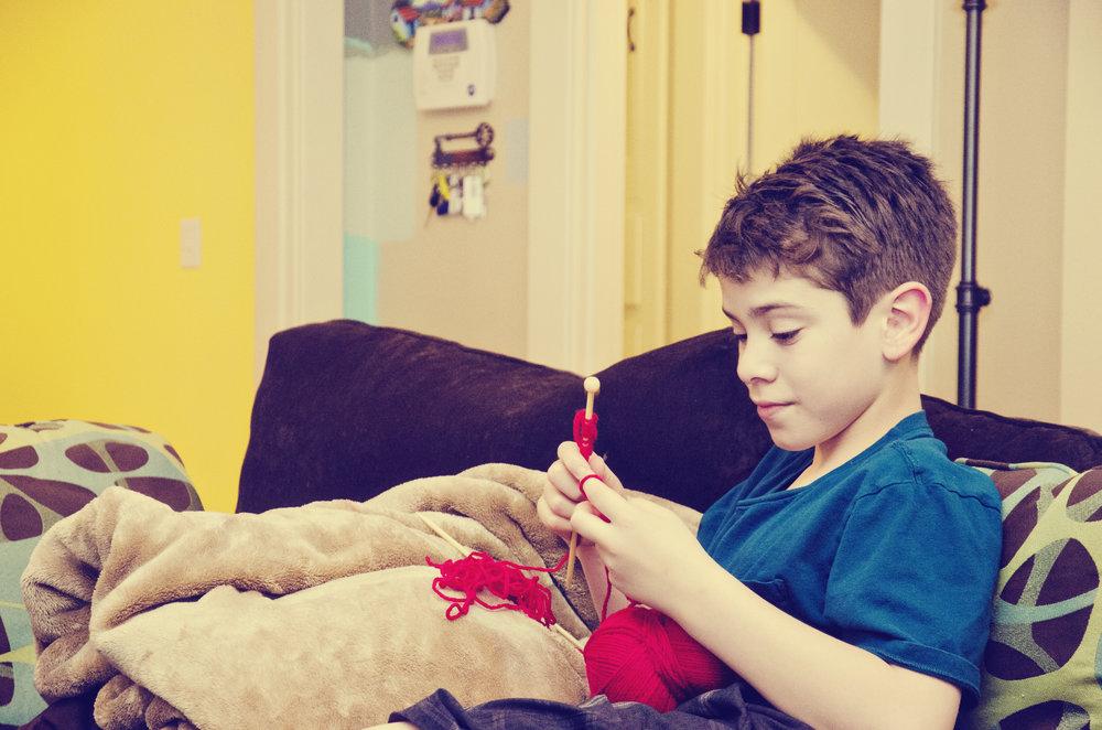 Garin Knitting