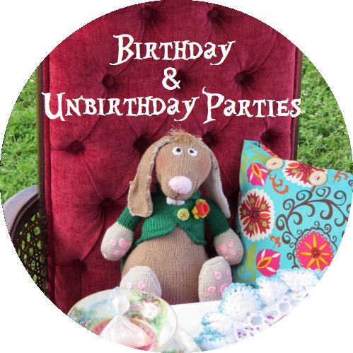Birthday & Unbirthday Parties
