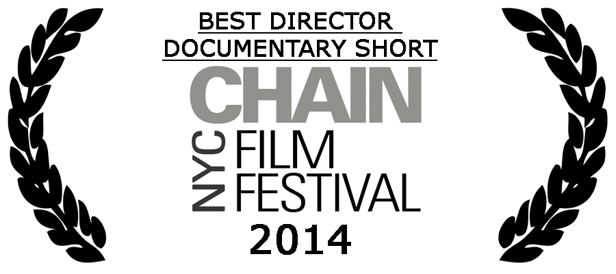Todd Stoops wins Best Director at Chain Film Festival