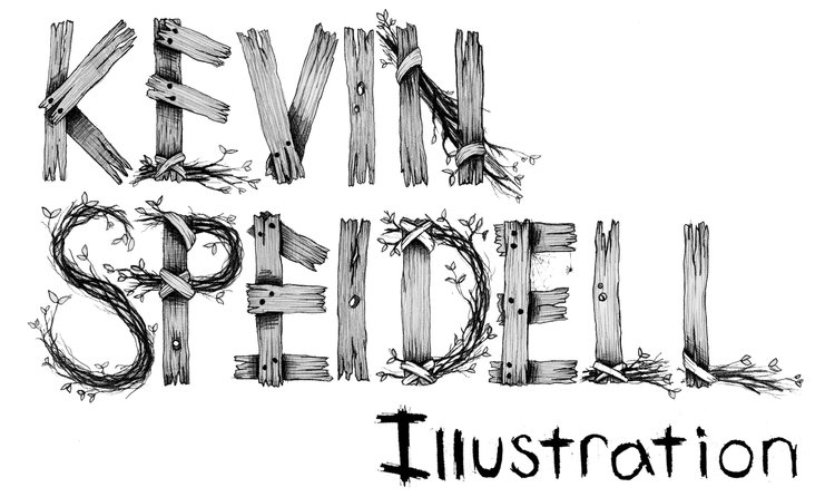 Kevin Speidell Illustration